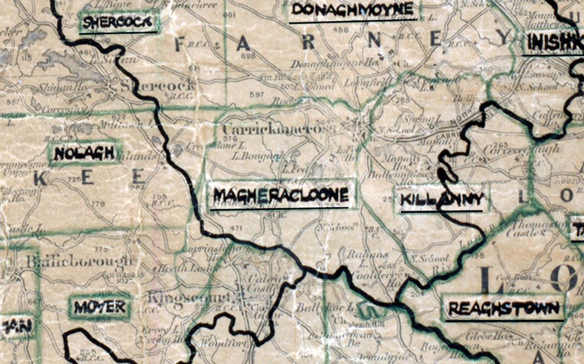 Magheracloone-Map-dundalk-big
