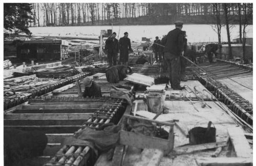 Burrage Bridge December 1938